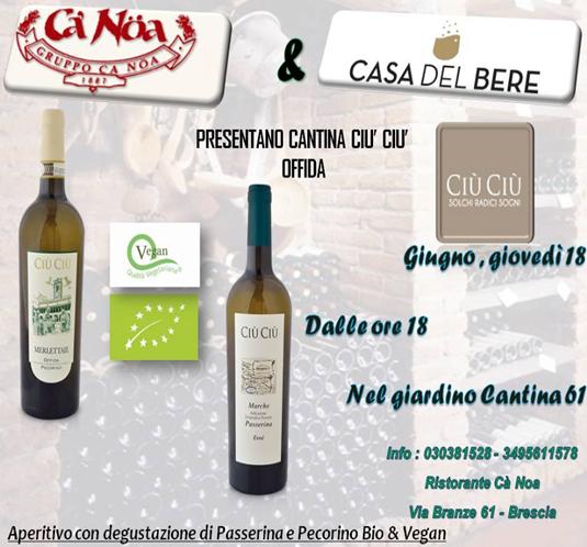 Aperitivo con Degustazione a Brescia