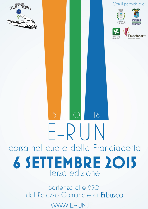 E-RUN a Erbusco