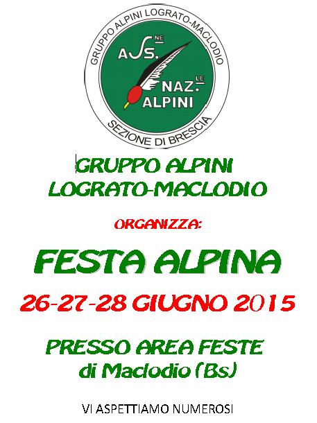 Festa Alpina a Maclodio
