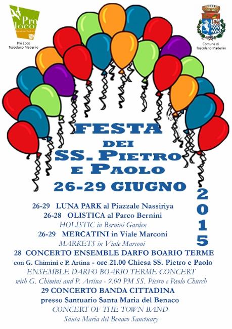 Festa dei SS. Pietro a Paolo a Toscolano Maderno