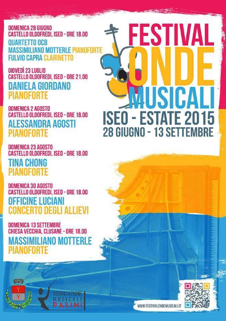 Festival Onde Musicali a Iseo