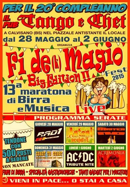Fi de Magio Big Edition a Calvisano