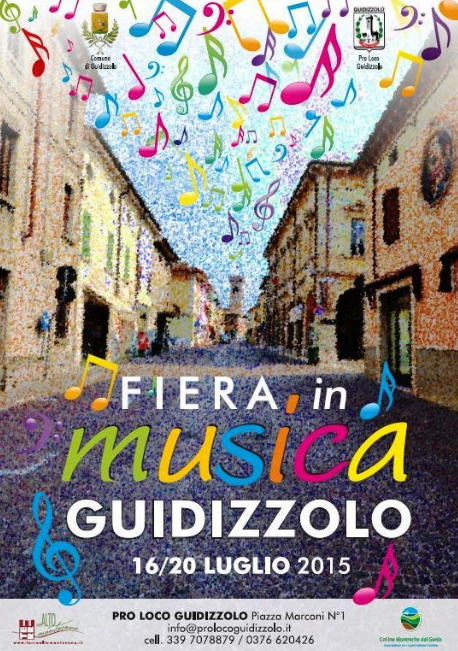 Fiera in Musica a Guidizzolo MN
