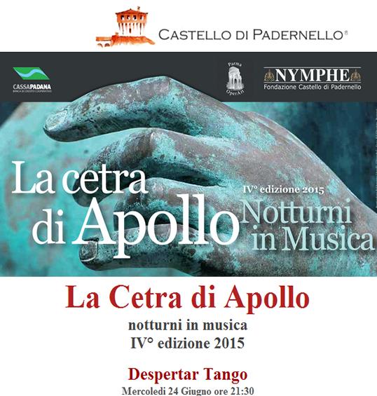 La Cetra di Apollo a Padernello