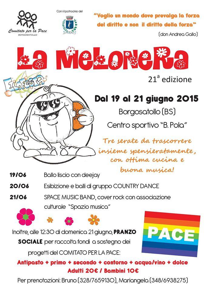 La melonera a Borgosatollo
