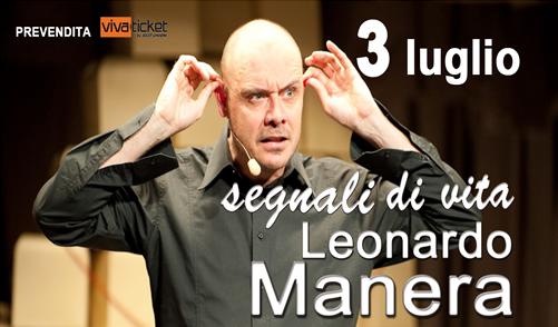 Leonardo Manera a Mazzano