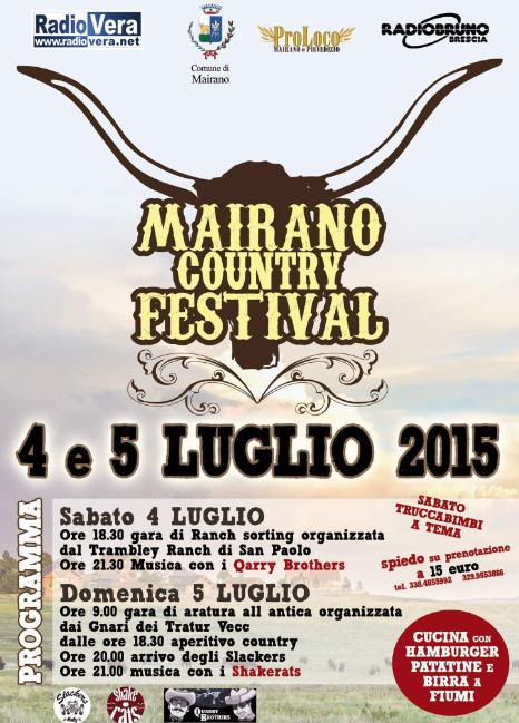 Mairano Country Festival