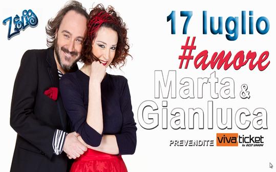 Marta e Gianluca a Mazzano