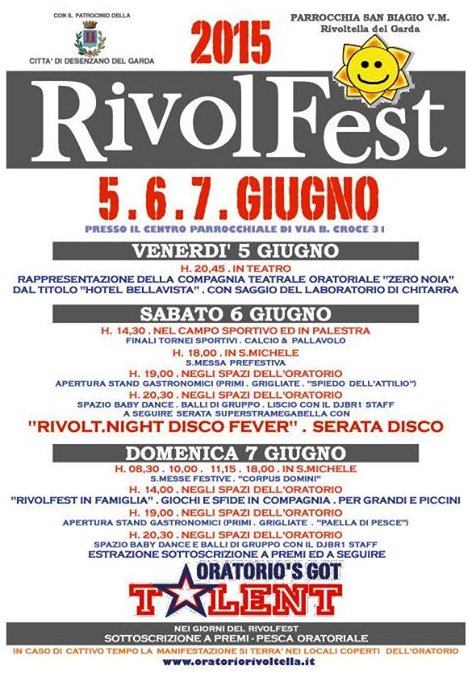 RivolFest a Desenzano