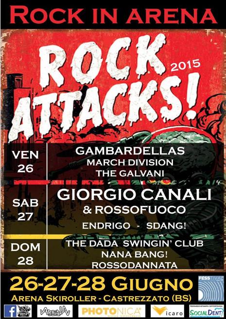 Rock Attacks a Castrezzato