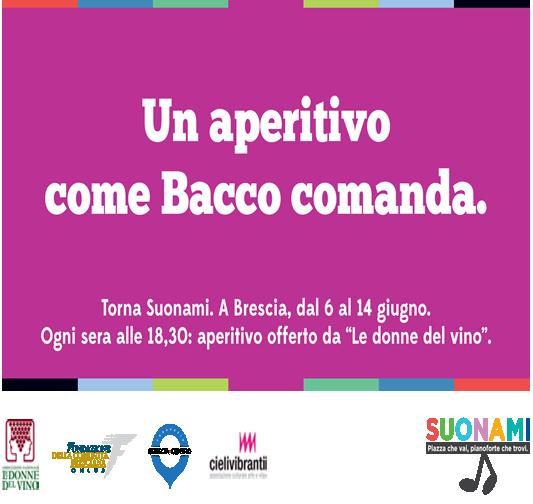 Suonami 2015 a Brescia