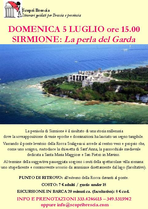 Visita Guidata a Sirmione