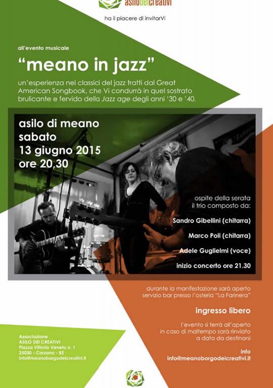 meano in jazz
