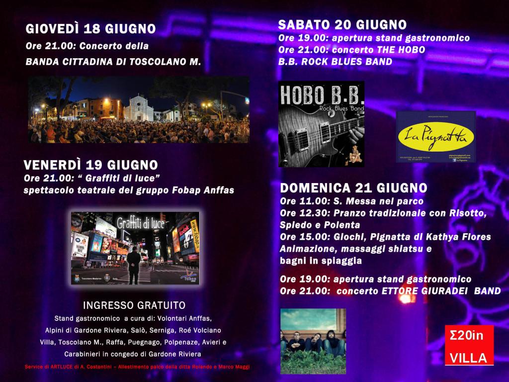 scorribande-2015 Toscolano Maderno