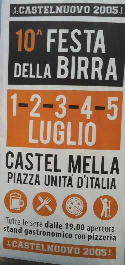 10 Festa della Birra a Castel Mella