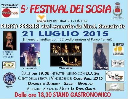 5° Festival dei Sosia a Rezzato