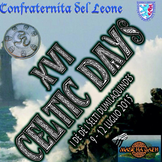 16 Celtic Days a Ome
