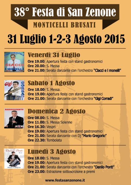 38 Festa di San Zenone a Monticelli Brusati