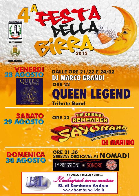 4 Festa della Birra a Guidizzolo