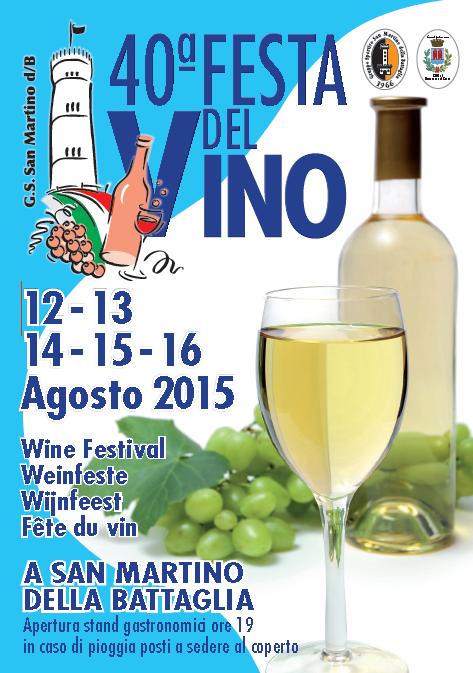 40 Festa del Vino a San Martino della Battaglia