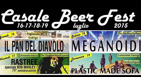 Casale Beer Fest a Casale Cremasco Vidolasco (CR)