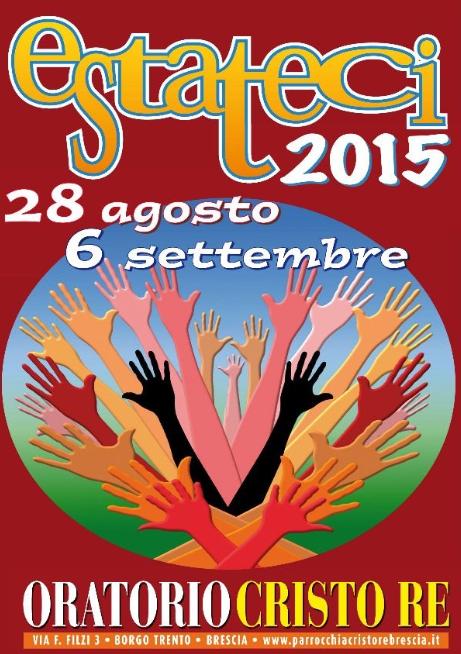 Estateci 2015 a Brescia