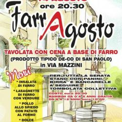 Farragosto 2015 a San Paolo