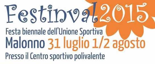Festival 2015 a Malonno