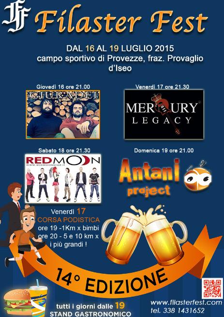 Filastel Fest a Provezze