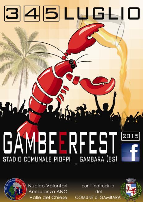 GamberFest a Gambara