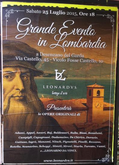 Grande Evento in Lombardia a Desenzano del Garda