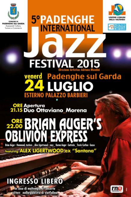 International Jazz a Padenghe