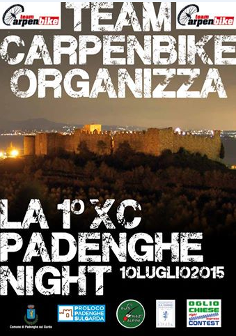 La 1 xc Padenghe Night