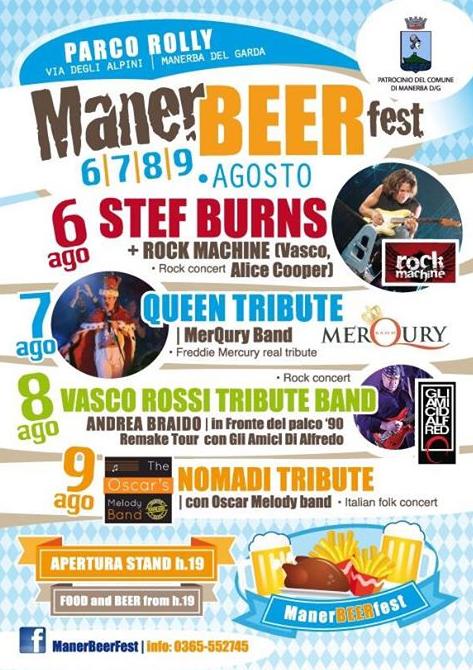 ManerBeer Fest a Manerba del Garda