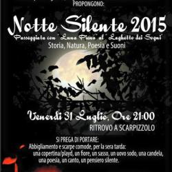 Notte Silente 2015 a San Paolo