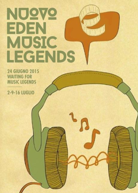 Nuovo Eden Music Legends