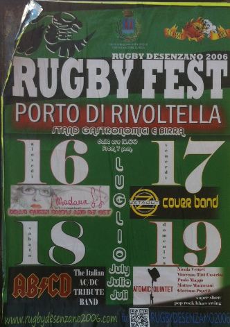 Rugby Festa a Rivoltella
