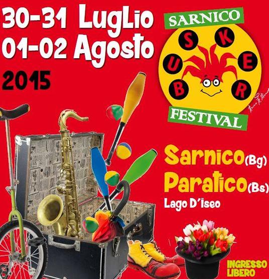 Sarnico Busker Festival 2015