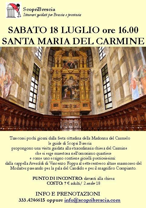 Visita Guidata a Santa Maria del Carmine