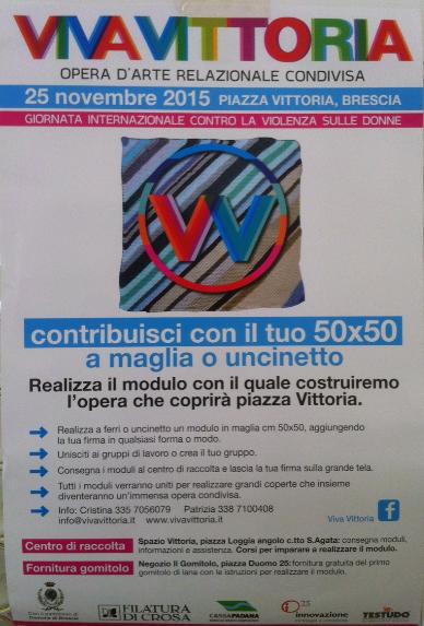 Viva Vittoria a Brescia