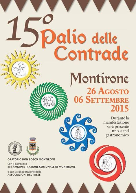 15 Palio delle Contrade a Montirone