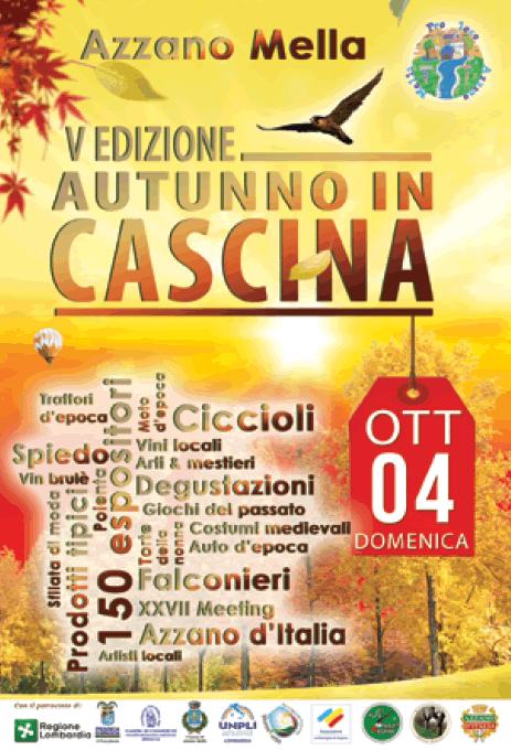 5 Autunno in Cascina ad Azzano Mella