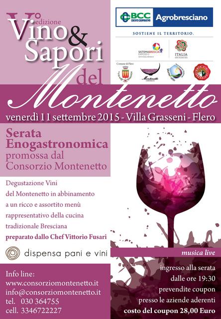 5 Vino e Sapori del Montenetto a Flero