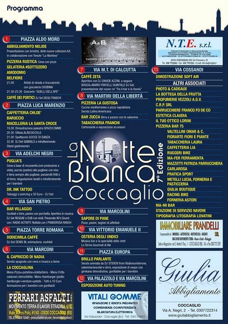 7 Notte Bianca a Coccaglio