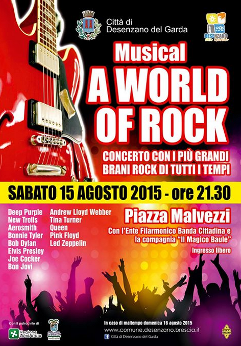 A World of Rock a Desenzano