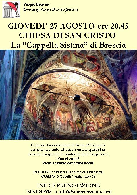 Chiesa di San Cristo in Notturna