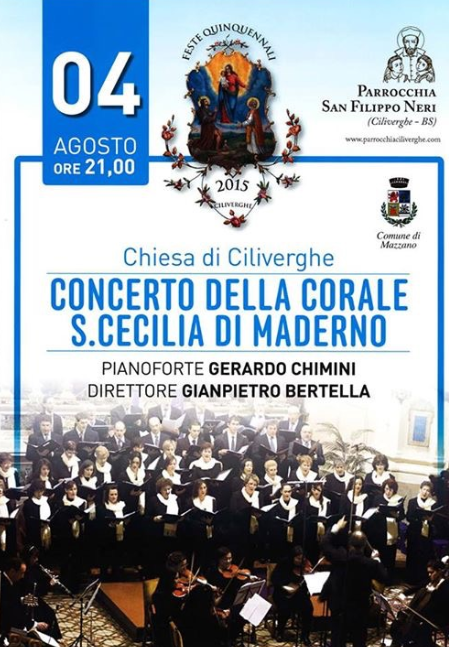 Concerto a Ciliverghe