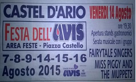 Fest'Avis a Castel d'Ario MN