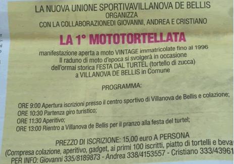 Festa del Turtel a San Giorgio  Mantova