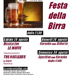 Festa della Birra a Orzinuovi